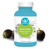 Complément alimentaire Radis noir Wellpharma - 90 gélules
