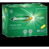 Berocca Energie forme mentale et physique - 30 comprimés
