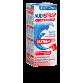 Audispray Ultra bouchons de cérumen - Spray auriculaire 20 ml