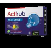 Actirub nez et gorge comprimés à base de plantes Santé Verte - 15 comprimés