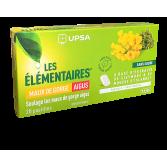 Les élémentaires Maux de gorge aigus UPSA - 20 pastilles menthe sans sucre