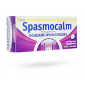 Spasmocalm 80 mg Cooper - Boite de 20 comprimés