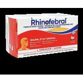 Rhinofebral rhume état grippal - 10 sachets