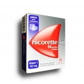 Nicoretteskin 25 mg / 16 h - 28 patchs