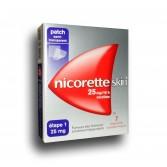 Nicoretteskin 25 mg/16 h - 7 Patchs