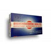 Bronchodermine adulte - 10 suppositoires