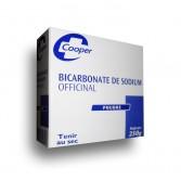 Bicarbonate de sodium officinal Cooper