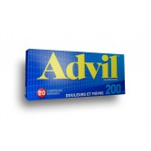 Advil 200 mg - 20 comprimés
