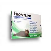 Frontline spot on chat - Traitement et prévention puces et tiques