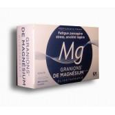 Granions de magnésium fatigue passagère, stress, anxiété légère