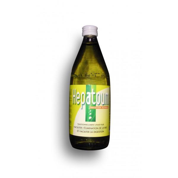 Hepatoum solution buvable 550 ml
