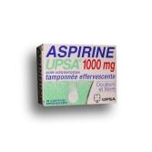 Aspirine upsa 1000 mg - 20 comprimés effervescents