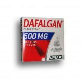 Dafalgan Upsa 500mg 16 comprimés effervescents sécables