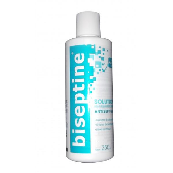 Biseptine antiseptique pharmacie de la place ronde for Produit pour cafard pharmacie