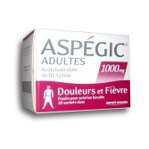 Aspégic adultes 1000mg