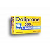 Doliprane 500 mg paracétamol - Comprimé