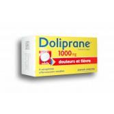Doliprane 1000 mg paracétamol - Comprimé effervescent