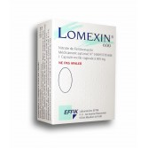 Lomexin 600 mg - 1 capsule molle