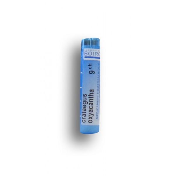 Crataegus oxyacantha Boiron tubes granules et doses - 4 CH