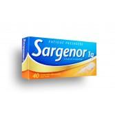 Sargenor 1g sans sucre - Comprimé effervescent