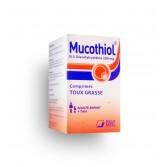 Mucothiol 200 mg comprimé - Boite de 20
