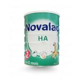 Novalac HA 2ème âge 6-12 mois - Lait infantile