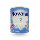 Novalac 2 croissance 6-12 mois - Lait maternisé