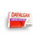 Dafalgan 600 mg suppositoire adulte - Boite de 10