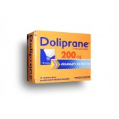 Doliprane 200 mg paracétamol - Sachet-dose