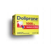 Doliprane 1000 mg paracétamol - Sachet-dose