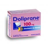 Doliprane 100 mg paracétamol - Sachet-dose
