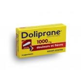 Doliprane 1000 mg paracétamol - Suppositoire