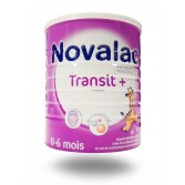 Novalac Transit + 1er âge 0-6 mois - Lait infantile