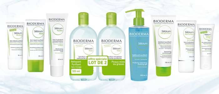 Bioderma Sébium, soin anti-imperfections - Pharmacie en ligne